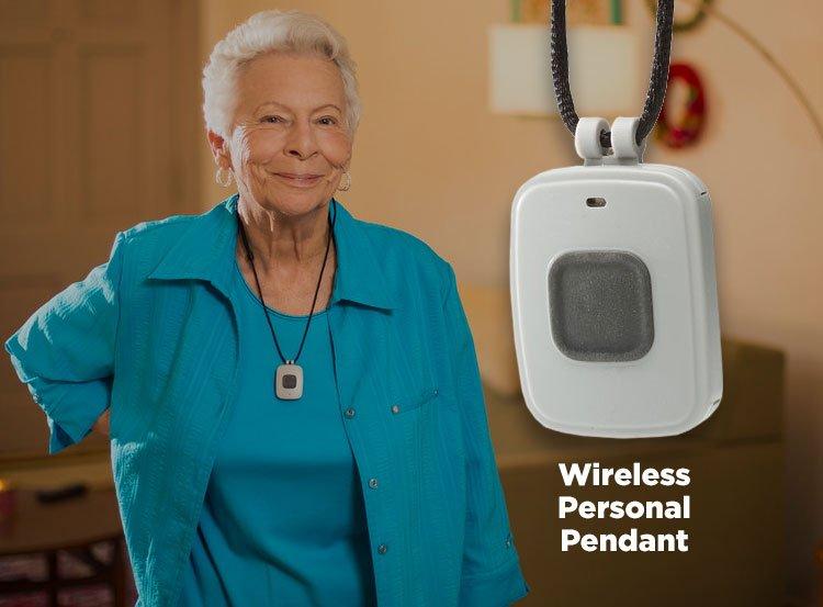 Wireless Personal Pendant